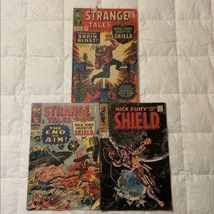 Marvel Comics Nick Farley
